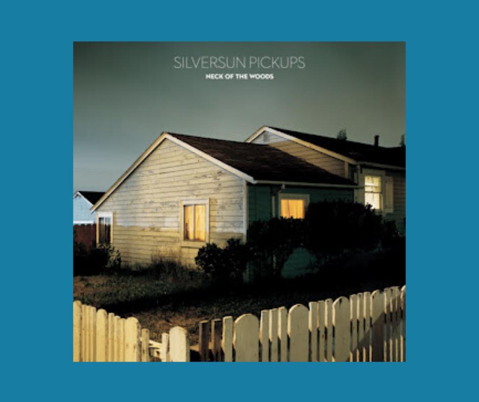 "Album cover of Silversun Pickups album ""Neck of the Woods"""