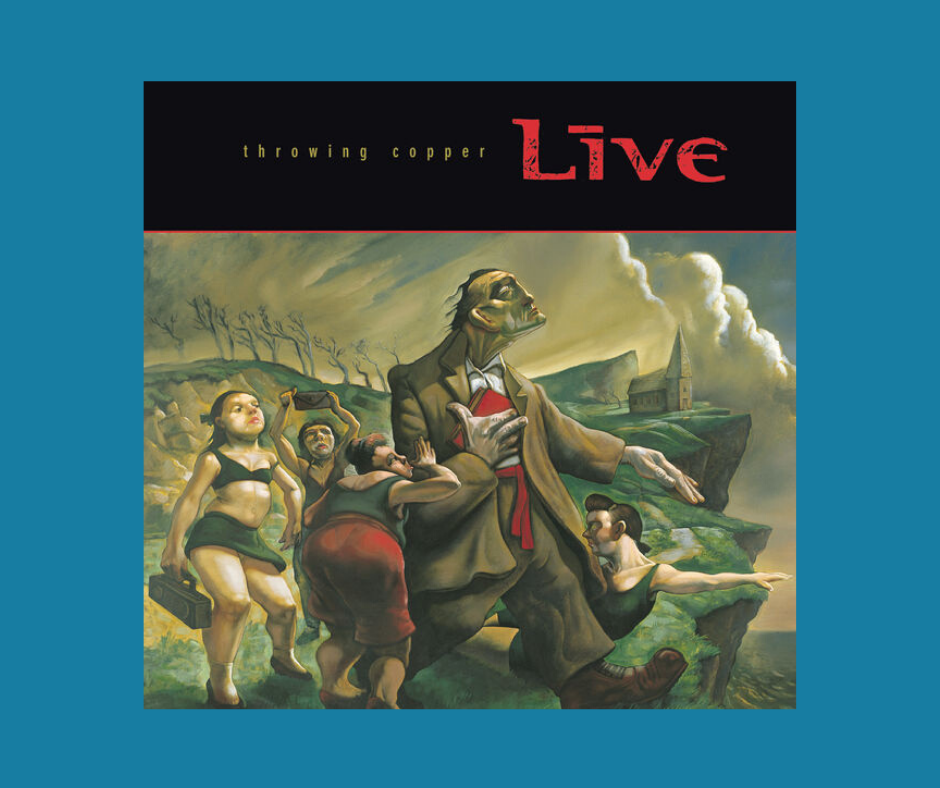 Throwing Copper Album cover by Live