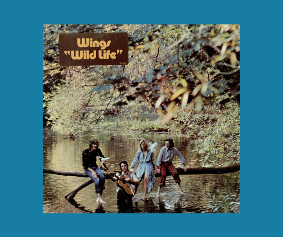 Album cover of Wild Life by Paul McCartney and the Wings