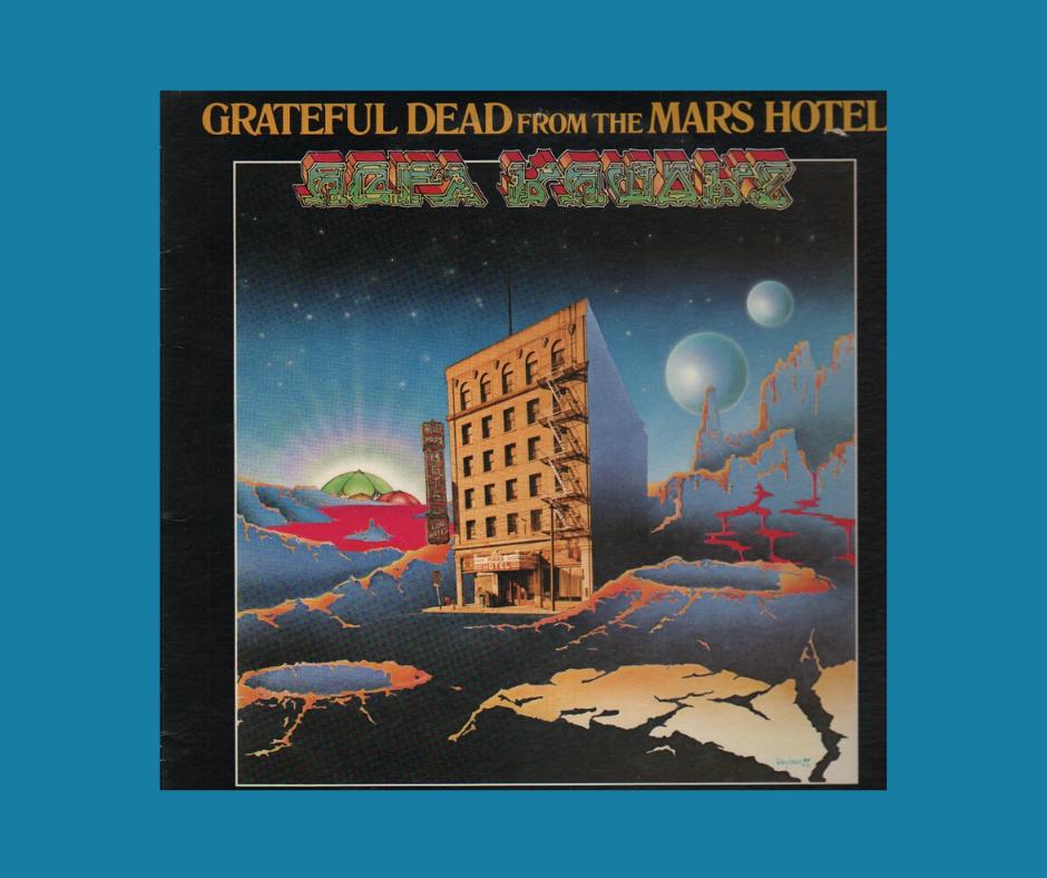 Album cover for Grateful Dead's album From the Mars House