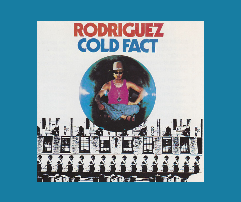 Cold Fact by Rodriguez album cover