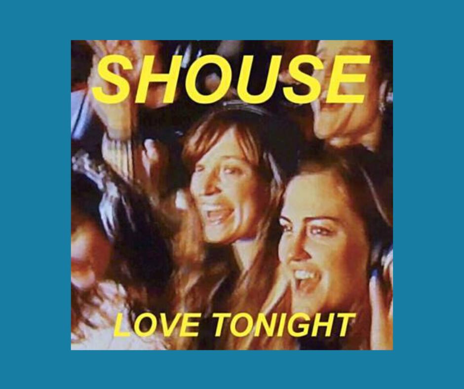 Shouse love tonight album cover