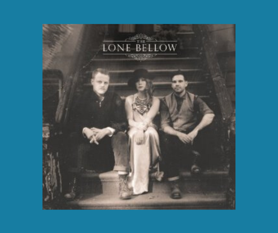 The Lone Bellow Album Cover