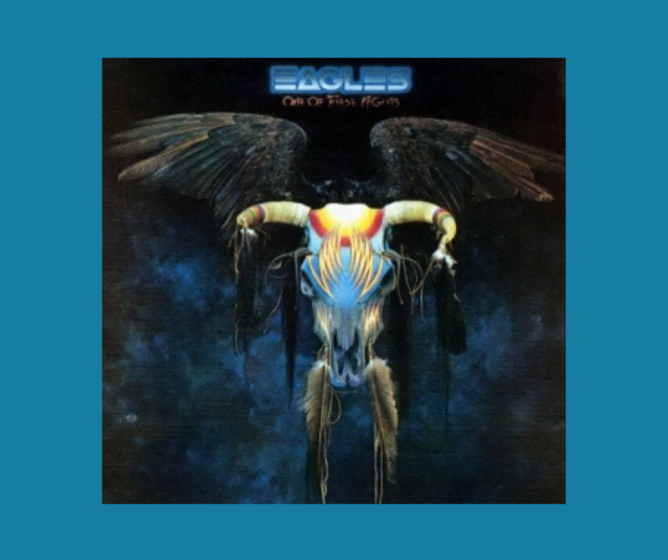 Eagles - One of these nights album cover