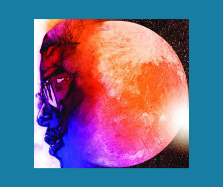 Kid Cudi Man on the Moon album cover