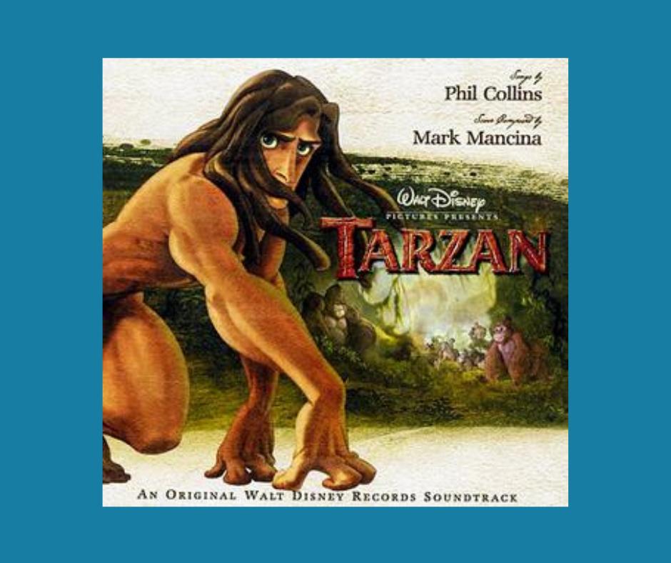 Tarzan Sountrack - Trashin' The Camp