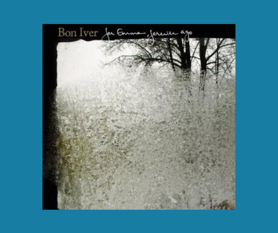 Bon Iver For Emma Forever Ago album cover