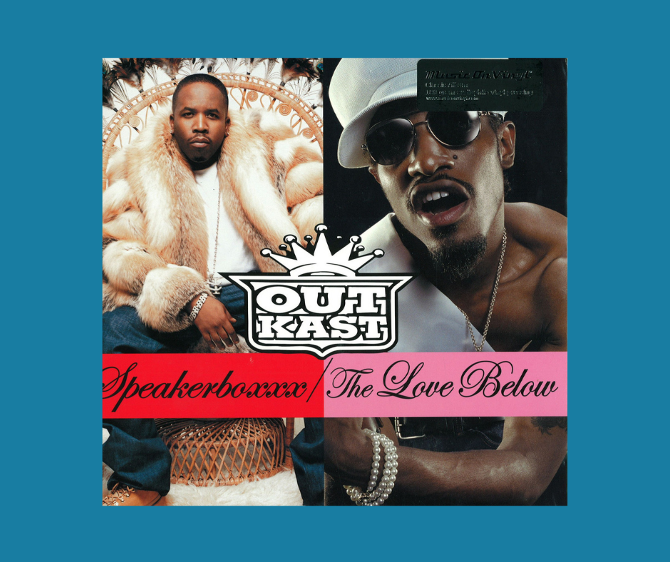 Outkast - Speakerboxxx/The Love Below album cover