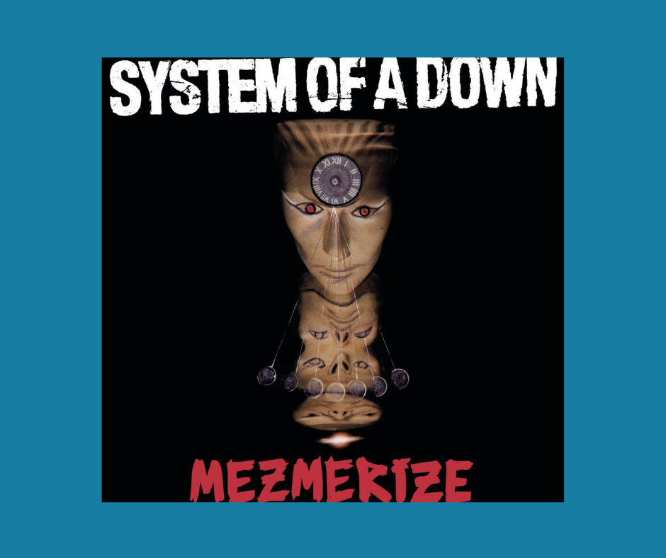 Mezmerize album cover