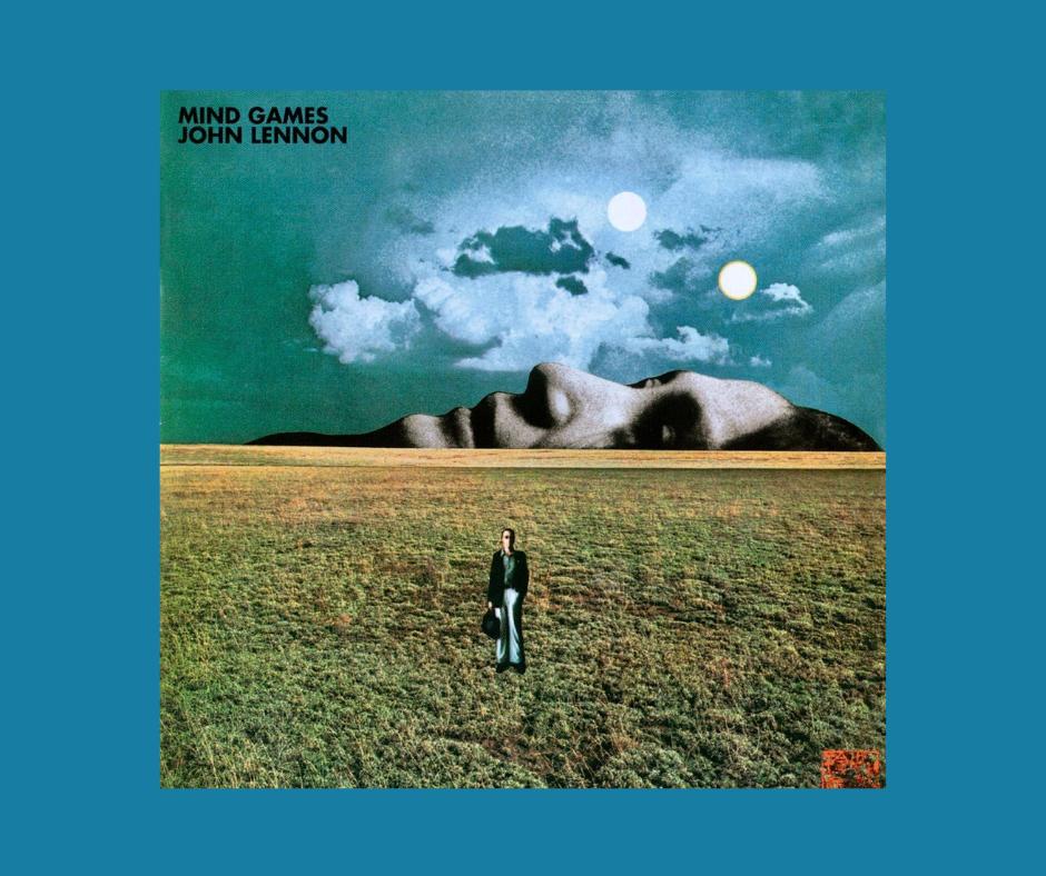 Mind Games album cover