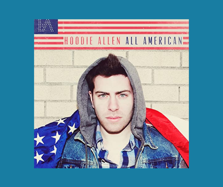All American album cover by Hoodie Allen