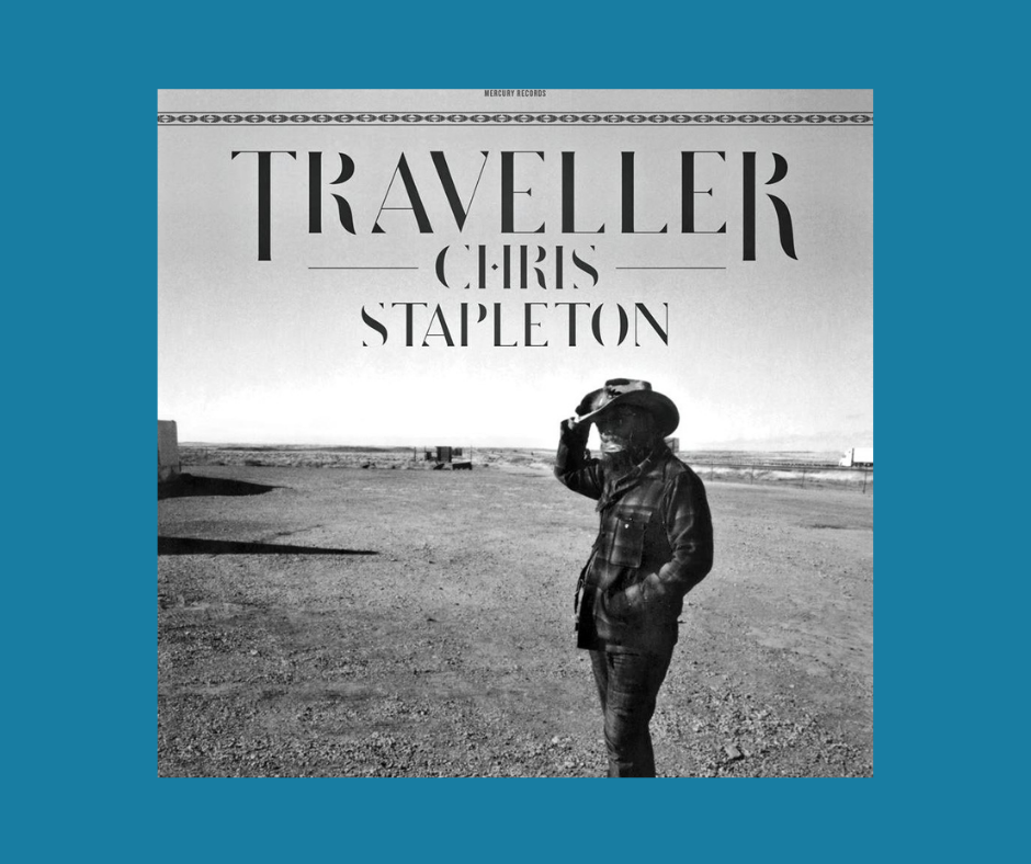 Traveller album cover by Chris Stapleton