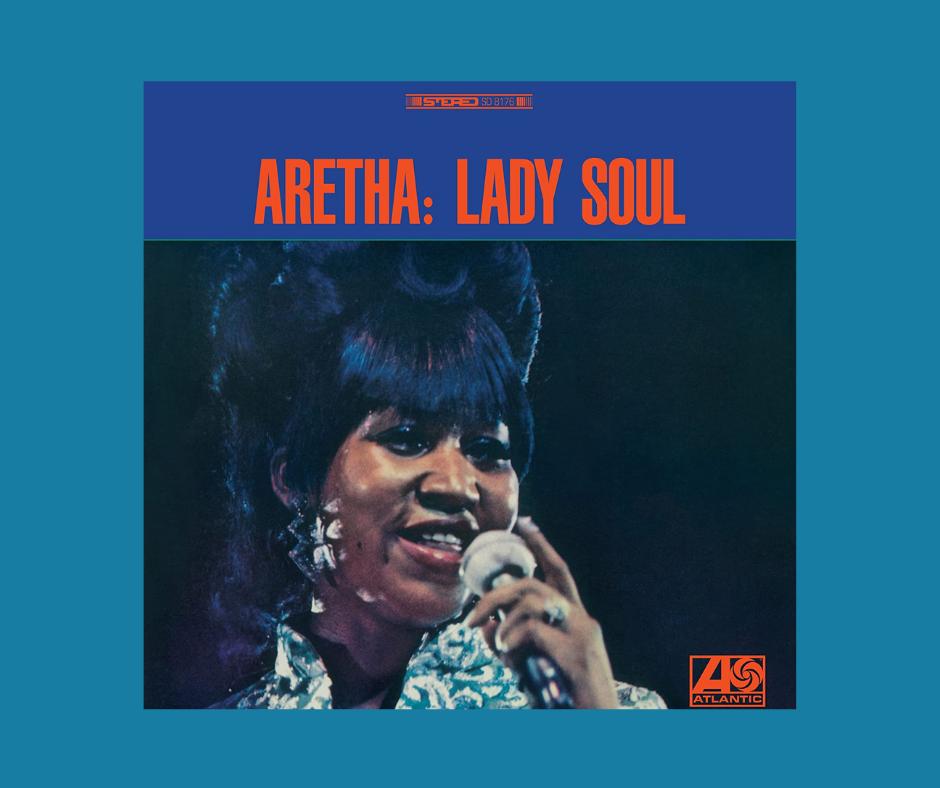 Lady Soul album cover by Aretha Franklin
