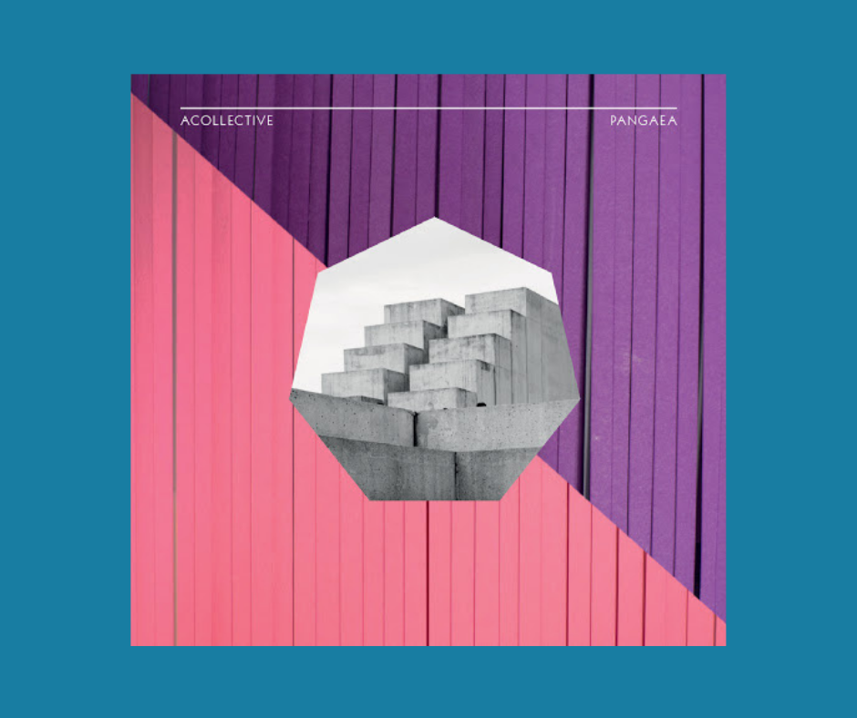 Pangaea album cover by Acollective
