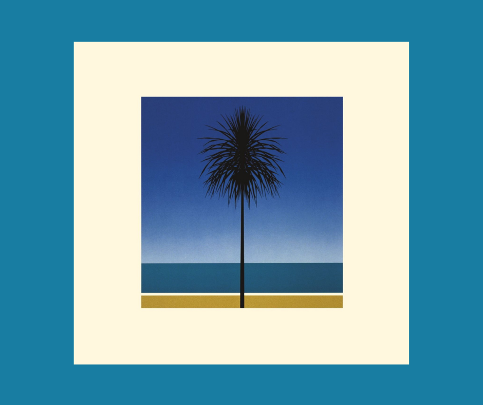 The English Riviera Album Cover by Metronomy